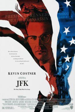 """Постер к фильму """"Джон Ф. Кеннеди. Выстрелы в Далласе"""" /JFK/ (1991)"""