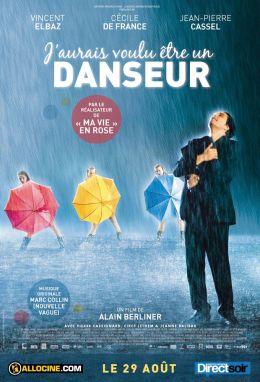 """Постер к фильму """"Зачарованные танцем"""" /J'aurais voulu etre un danseur/ (2007)"""