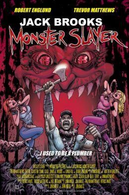 "Постер к фильму ""Джек Брукс"" /Jack Brooks: Monster Slayer/ (2007)"