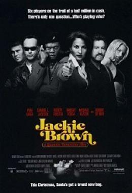 """Постер к фильму """"Джеки Браун"""" /Jackie Brown/ (1997)"""