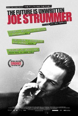 "Постер к фильму ""Джо Страммер: Будущее неизвестно"" /Joe Strummer: The Future Is Unwritten/ (2007)"
