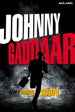 """Постер к фильму """"Джонни предатель"""" /Johnny Gaddaar/ (2007)"""