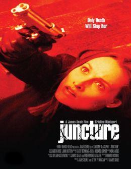 """Постер к фильму """"Соединение"""" /Juncture/ (2007)"""