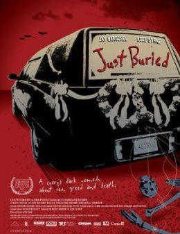 """Постер к фильму """"Свежезахороненные"""" /Just Buried/ (2007)"""