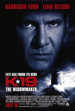 "Постер к фильму ""К-19"" /K-19: The Widowmaker/ (2002)"
