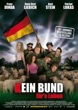 """Постер к фильму """"Теперь ты в армии"""" /Kein Bund furs Leben/ (2007)"""