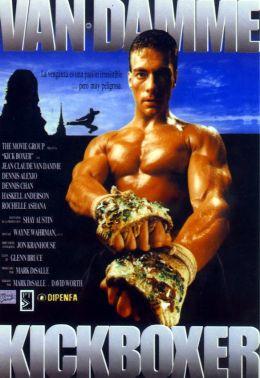 "Постер к фильму ""Кикбоксер"" /Kickboxer/ (1989)"