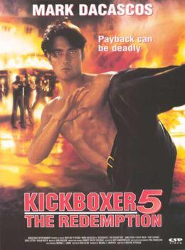 """Постер к фильму """"Кикбоксер 5: Возмездие"""" /Kickboxer 5/ (1995)"""