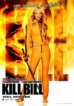"""Постер к фильму """"Убить Билла. Фильм 1"""" /Kill Bill: Vol. 1/ (2003)"""