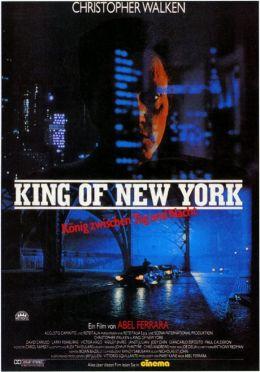 """Постер к фильму """"Король Нью-Йорка"""" /King of New York/ (1990)"""