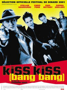 """Постер к фильму """"Чмок, чмок, ба-бах"""" /Kiss Kiss (Bang Bang)/ (2001)"""