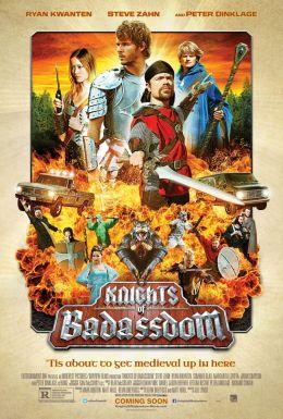 """Постер к фильму """"Рыцари королевства Крутизны"""" /Knights of Badassdom/ (2013)"""