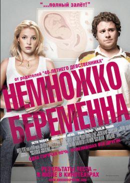 """Постер к фильму """"Немножко беременна"""" /Knocked Up/ (2007)"""