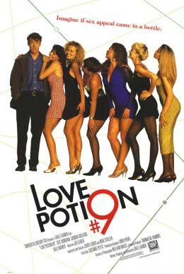 """Постер к фильму """"Любовный напиток номер 9"""" /Love Potion No. 9/ (1992)"""