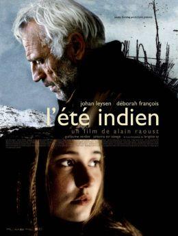 """Постер к фильму """"Бабье лето"""" /L'ete indien/ (2007)"""