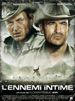"""Постер к фильму """"Близкие враги"""" /L'ennemi intime/ (2007)"""