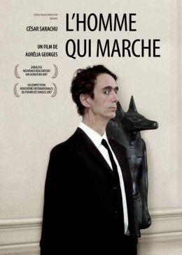 """Постер к фильму """"Идущий человек"""" /L'homme qui marche/ (2007)"""