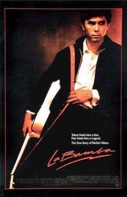 """Постер к фильму """"Ла бамба"""" /La Bamba/ (1987)"""