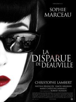 """Постер к фильму """"Пропавшая в Довиле"""" /La disparue de Deauville/ (2007)"""
