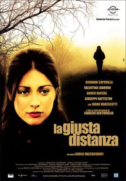 """Постер к фильму """"Держать дистанцию"""" /La giusta distanza/ (2007)"""