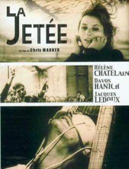 """Постер к фильму """"Взлетная полоса"""" /La jetee/ (1962)"""