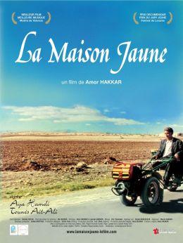 "Постер к фильму ""Желтый дом"" /La maison jaune/ (2007)"
