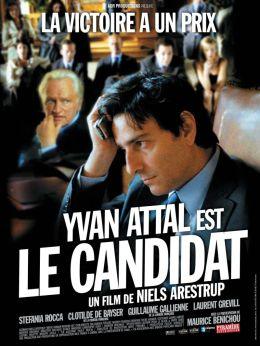 """Постер к фильму """"Кандидат"""" /Le candidat/ (2007)"""