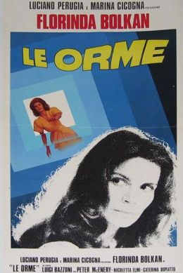 """Постер к фильму """"Отпечатки"""" /Le orme/ (1975)"""