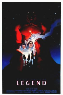 "Постер к фильму ""Легенда"" /Legend/ (1985)"