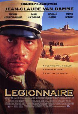 "Постер к фильму ""Легионер"" /Legionnaire/ (1998)"