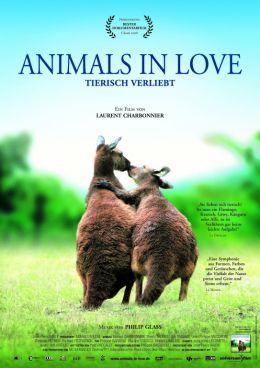"""Постер к фильму """"Влюбленные животные"""" /Les animaux amoureux/ (2007)"""