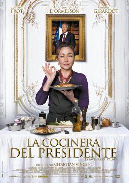 """Постер к фильму """"Дворцовые вкусы"""" /Les saveurs du Palais/ (2012)"""