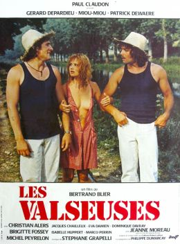 """A poster for the movie """"The Waltzing"""" / Les valseuses / (1974)"""