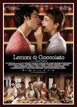 """Постер к фильму """"Уроки шоколада"""" /Lezioni di cioccolato/ (2007)"""