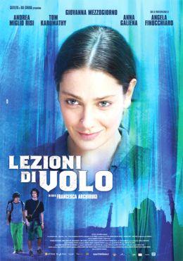 """Постер к фильму """"Уроки полета"""" /Lezioni di volo/ (2007)"""