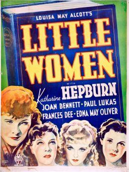 """Постер к фильму """"Маленькие женщины"""" /Little Women/ (1933)"""