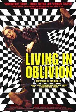 """Постер к фильму """"Жизнь в забвении"""" /Living in Oblivion/ (1995)"""