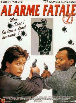 """Постер к фильму """"Заряженное оружие"""" /Loaded Weapon 1/ (1993)"""