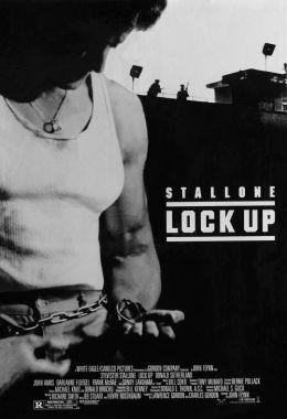 "Постер к фильму ""Тюряга"" /Lock Up/ (1989)"