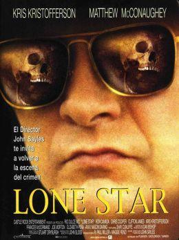 """Постер к фильму """"Звезда шерифа"""" /Lone Star/ (1996)"""