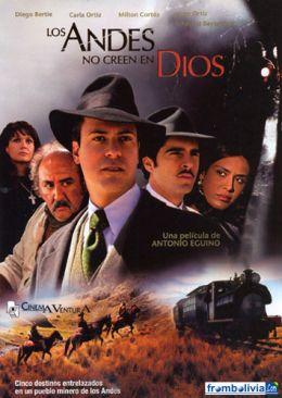 """Постер к фильму """"Анды не верят в Бога"""" /Los Andes no creen en Dios/ (2007)"""