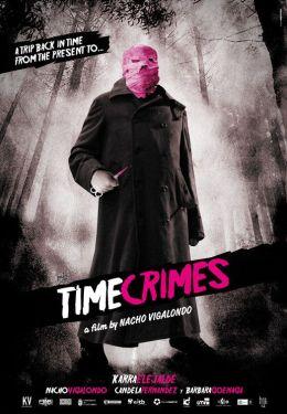"""Постер к фильму """"Временная петля"""" /Los cronocrimenes/ (2007)"""