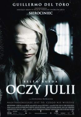 """Постер к фильму """"Прозрение"""" /Los ojos de Julia/ (2010)"""