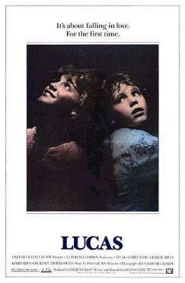 """Постер к фильму """"Лукас"""" /Lucas/ (1986)"""