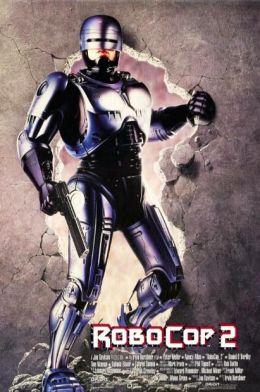 """Постер к фильму """"Робокоп 2"""" /RoboCop 2/ (1990)"""