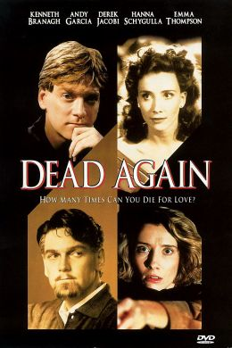 """Постер к фильму """"Умереть заново"""" /Dead Again/ (1991)"""