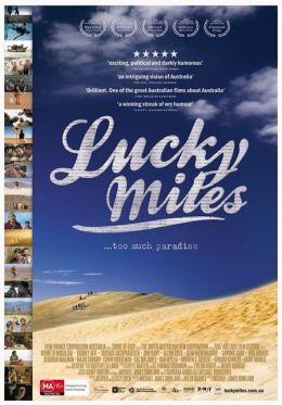 """Постер к фильму """"Счастливые мили"""" /Lucky Miles/ (2007)"""