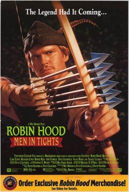 "Постер к фильму ""Робин Гуд: Мужчины в трико"" /Robin Hood: Men in Tights/ (1993)"