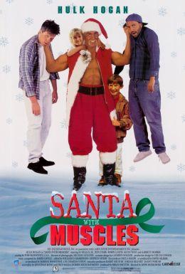 "Постер к фильму ""Силач Санта Клаус"" /Santa with Muscles/ (1996)"