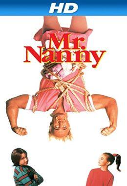 "Постер к фильму ""Мистер Няня"" /Mr. Nanny/ (1993)"